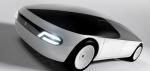 Konceptbilleder af Apple Car