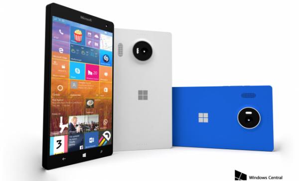 Så meget koster Lumia 950