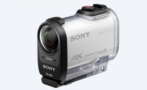 Sony X1000V – rigtig godt allrounder actionkamera