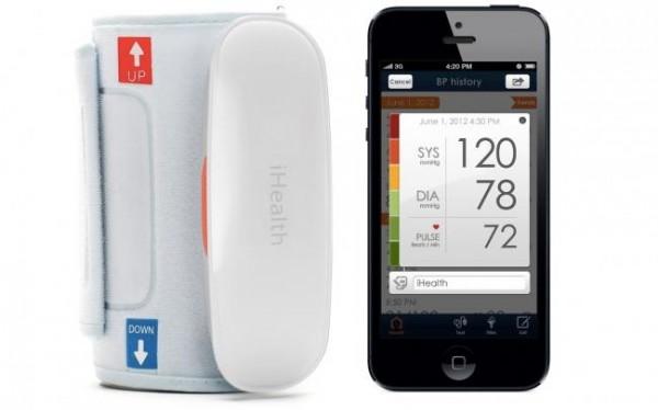 Test af blodtryksmåler: iHealth Wireless Blood Pressure Monitor