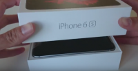 unboxing iphone 6s