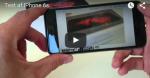 Video test af iPhone 6S