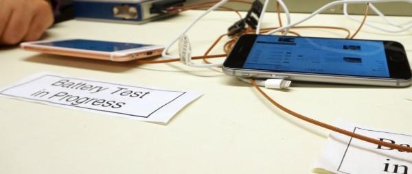 Forskellig iPhone 6S-chip giver ikke forskellig batteritid
