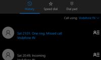 windows 10 hvor længe opkald varer