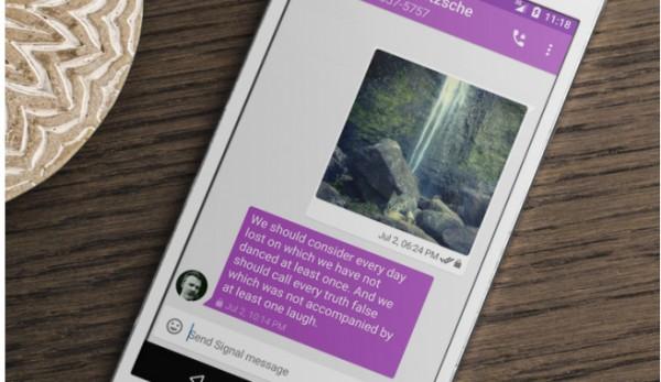 EU beder ansatte droppe WhatsApp til fordel for Signal
