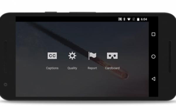 a0c11aa18c38 Youtube indfører understøttelse af VR til Cardboard