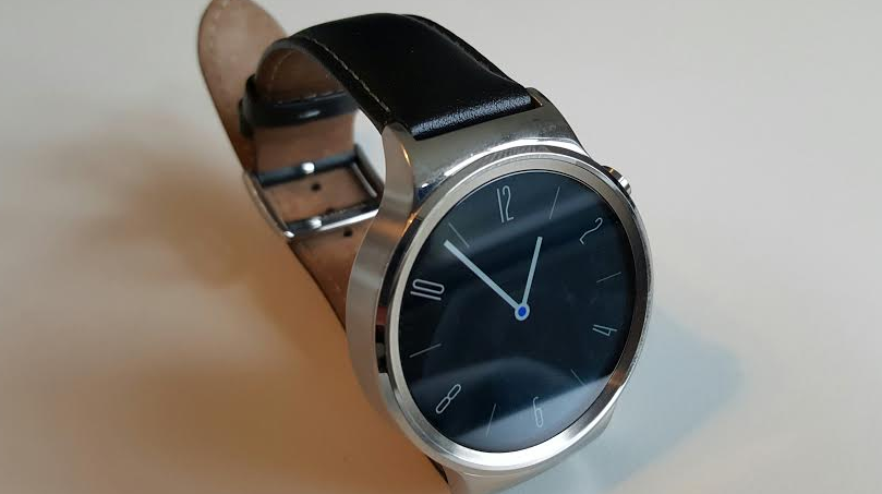 Test af Huawei Watch
