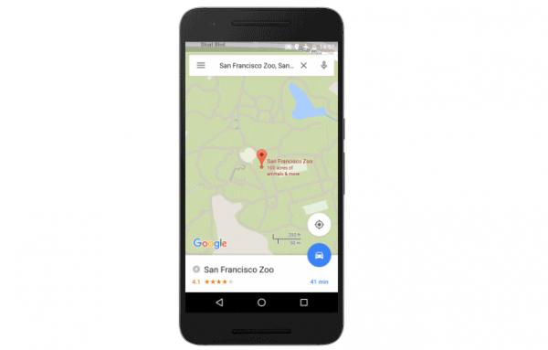 94204ab8eb95 Google Maps klar til rigtig offline-brug i hele verden