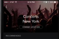 spotify koncert