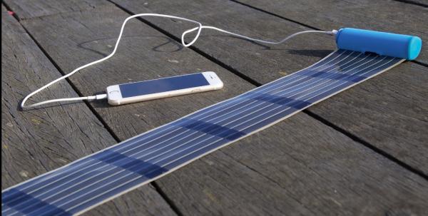 Dansk solcelleoplader med kæmpe succes på Kickstarter