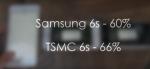 iPhone 6S med processor fra TSMC eller Samsung og hvilke konsekvenser det har