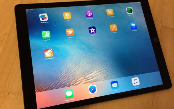Apple indrømmer: iPad Pro kan fryse – sådan løser du problemet