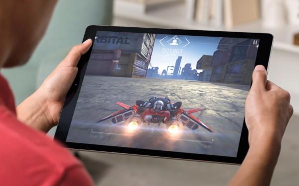 iPad Pro spil