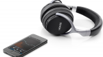Test af bluetooth headset Denon AH-GC20
