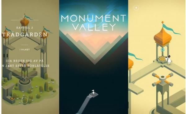 monument valley ios