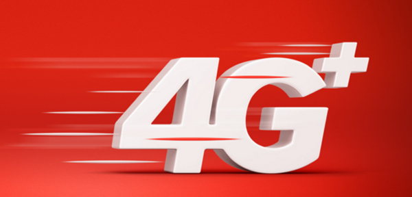 Telenor klar med 4G+ i de største danske byer