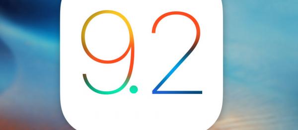 ios 9.2 til iphone ipad