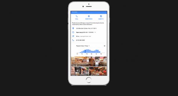 ios google søge app