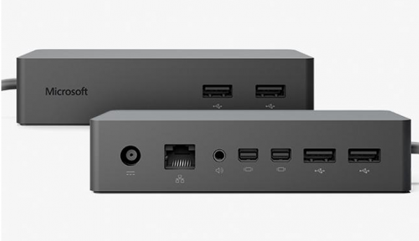 Test: Microsoft Surface Dock