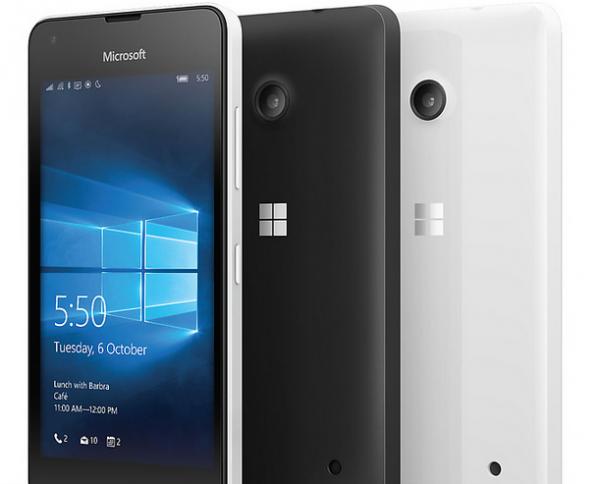 lumia 550 test anmeldelse pris 5