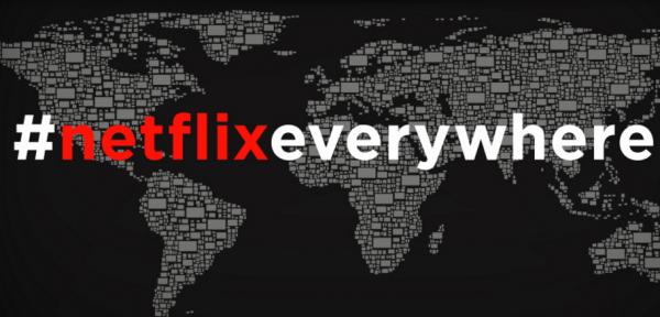 Netflix har 158,3 millioner brugere på verdenplan