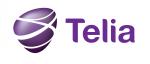 Telia fortsætter med at hive kunder i land