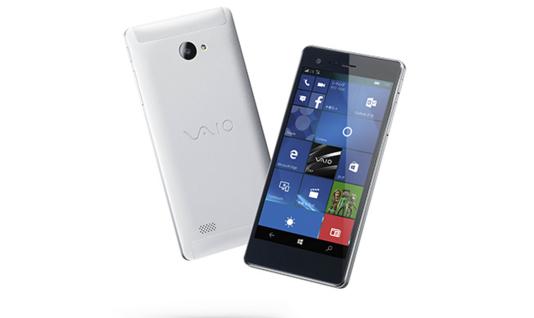Vaio overrasker med Vaio Phone Wiz med Windows 10