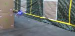 Se drone flyve i varelager med 70 kilometer i timen