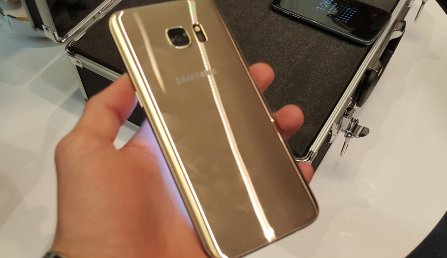 Samsung galaxy s7 edge test review