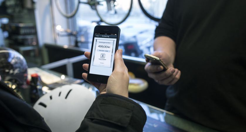 Mobilepay klar med egen dankort og betalings-terminal