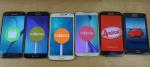Samsung Galaxy S7 vs S6, S5, S4, S3 og S2 i opstartstest