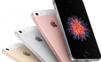 iPhone SE test batteri