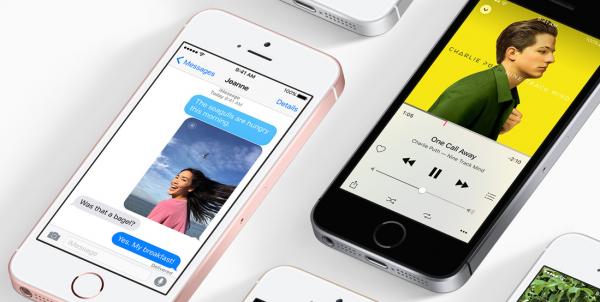 Apple lader til at have undervurderet interessen for iPhone SE
