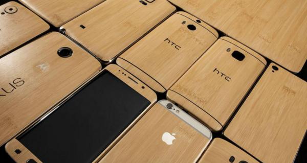 Dbrand har igen fået bambus covers til telefoner, tablets med mere – og de er billige!