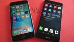 Hvilken mobil er bedst? iPhone 6S vs Huawei P9