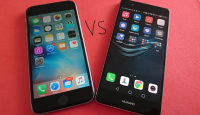 huawei p9 vs iphone 6s 4