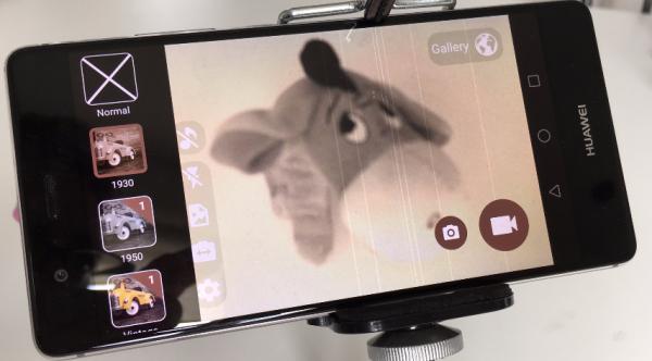 bedste vintage kamera apps android