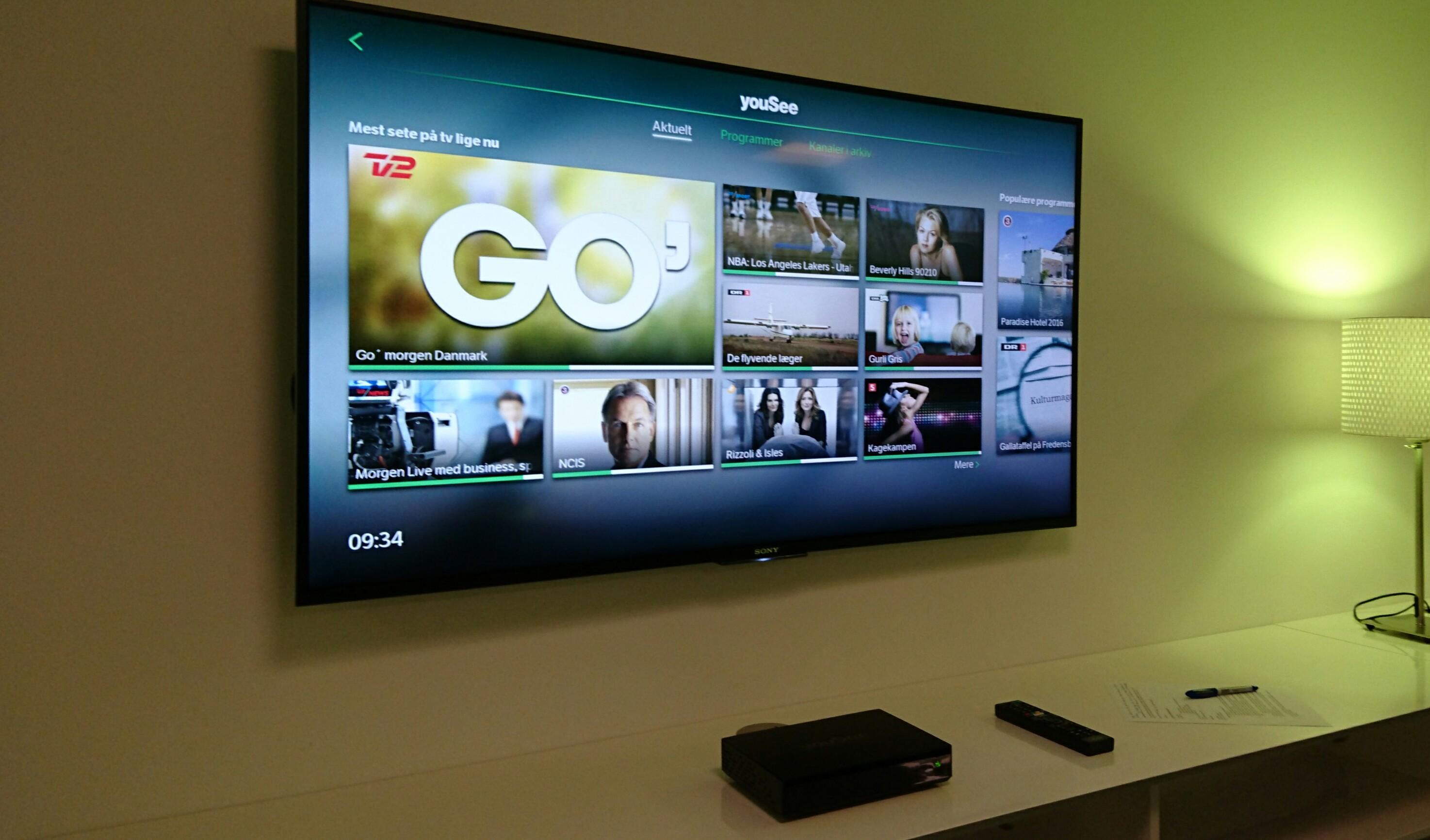 YouSee klar med ny TV-boks - se pris, funktioner og salgsstart