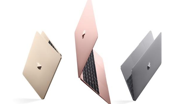 macbook rosaguld