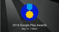 Google Play Award de nominerede