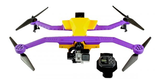 den bedste drone airdog