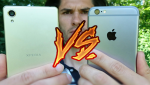 Kamera-fight: Sony Xperia X vs iPhone 6S