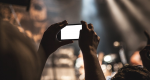 Nyt Apple patent: Slut med at filme til koncerter?