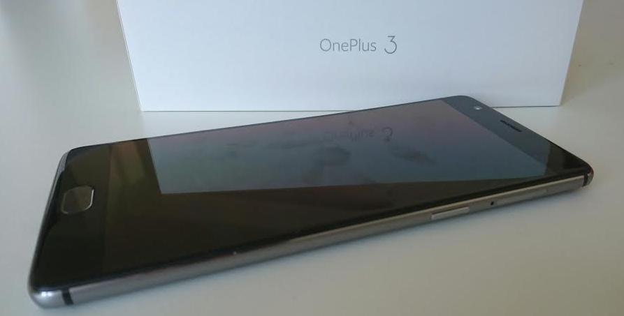 oneplus 3 test