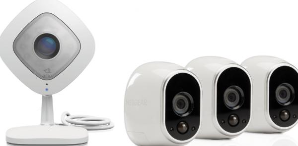 Netgear Arlo Q Plus pris overvågningskamera