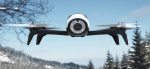 Den bedste drone: Parrot Bebop 2 – billig og udmærket drone