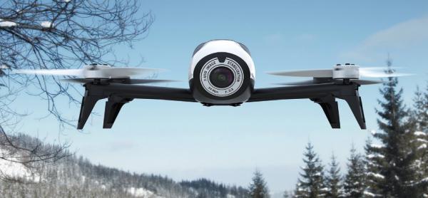 den bedste drone Parrot Bebop 2