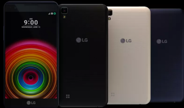 LG X Power, X Mach, X Style og X Max