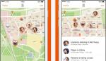 Crowdsearch app til iPhone: Find venner på Roskilde Festival