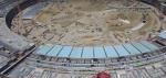 Video: Nye flotte drone-optagelser af Apples Spaceship Campus